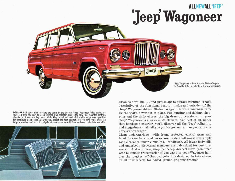Jeep Wagoneer Station Wagon