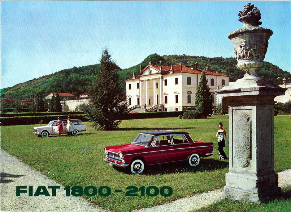 Fiat 2100 Speciale