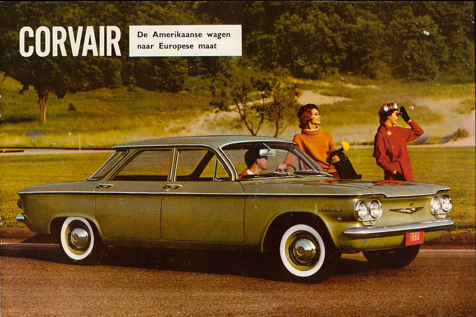 Chevrolet Corvair 1960