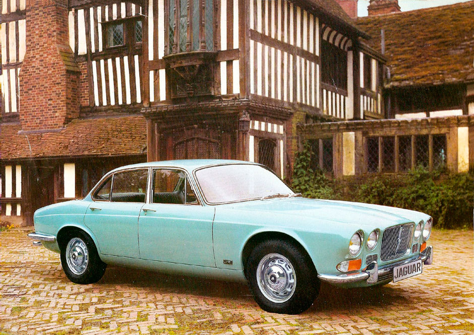 Jaguar XJ12 Series 1
