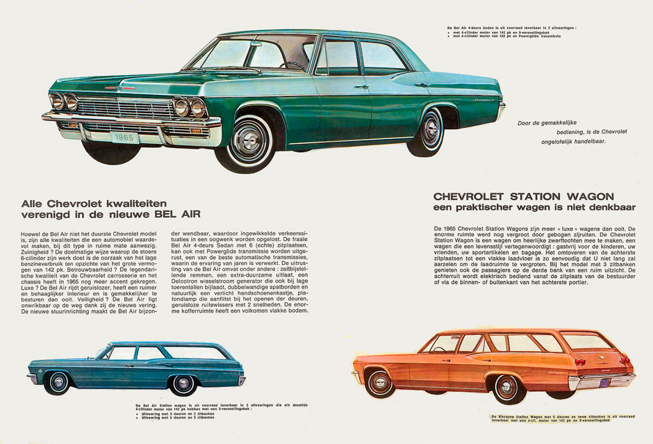 Chevrolet Bel Air 1965