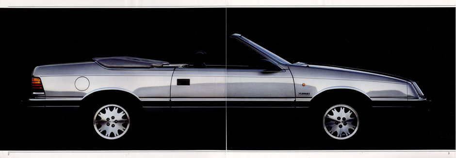 Chrysler Le Baron 1987