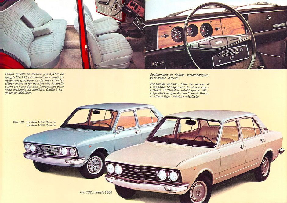 Fiat 132 Special 1800