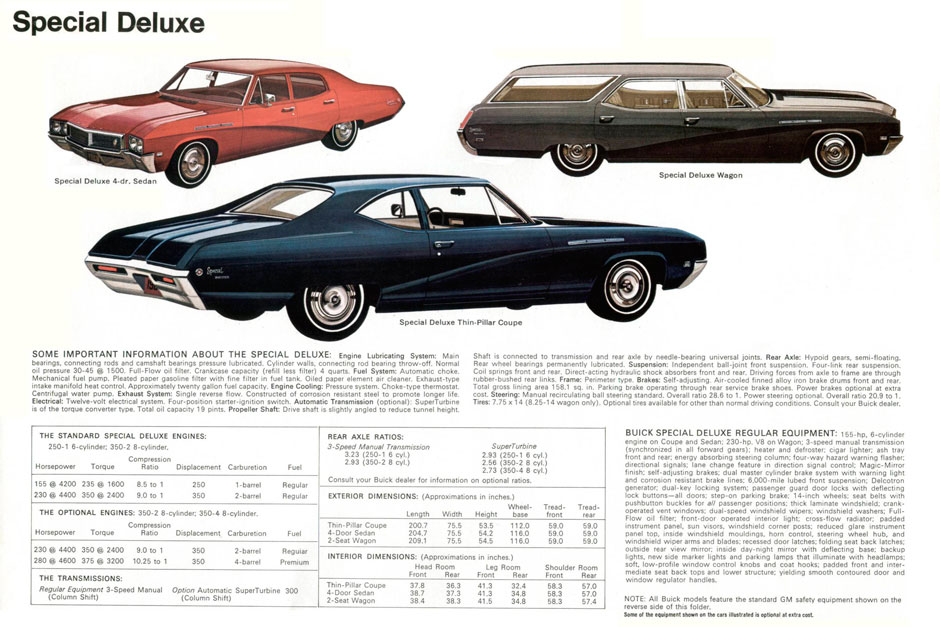 Buick Special Deluxe 1968