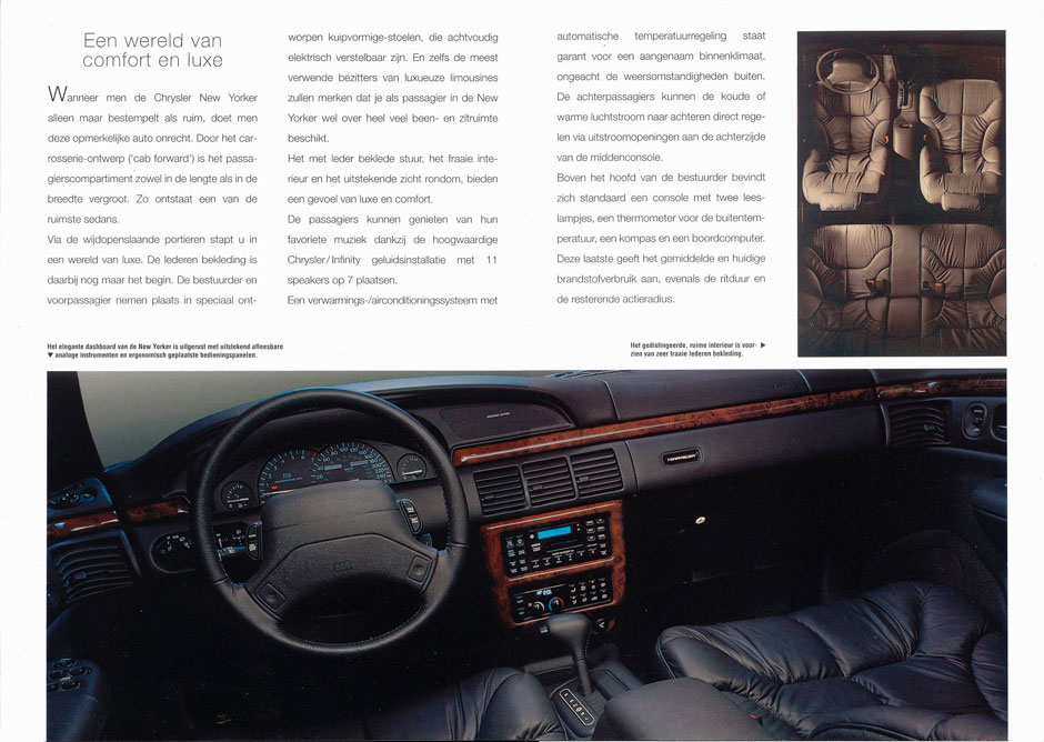 Chrysler New Yorker 1996