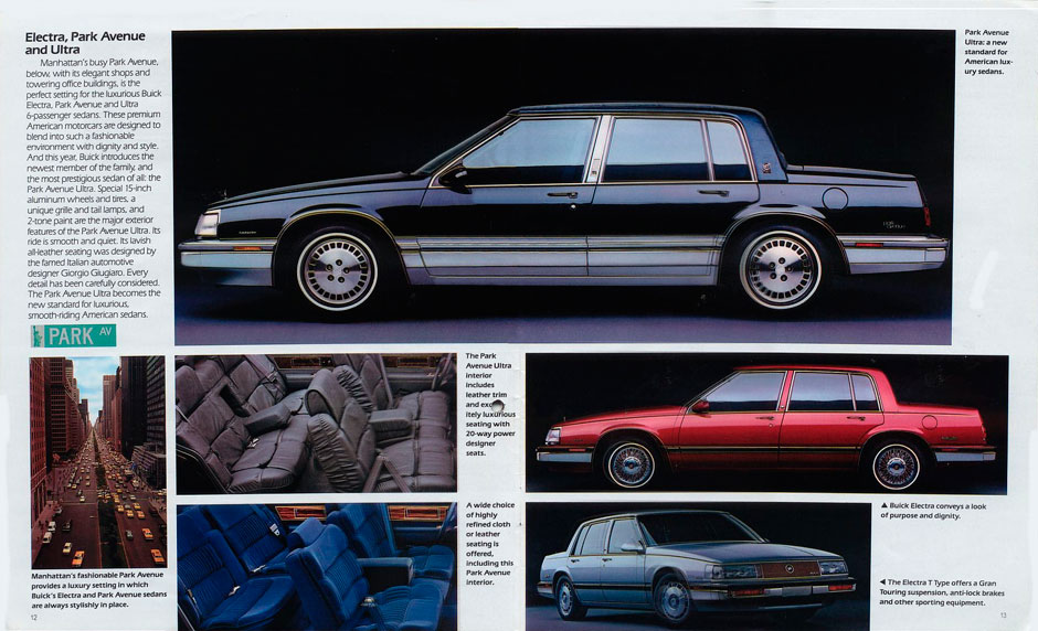 Buick Electra 1989