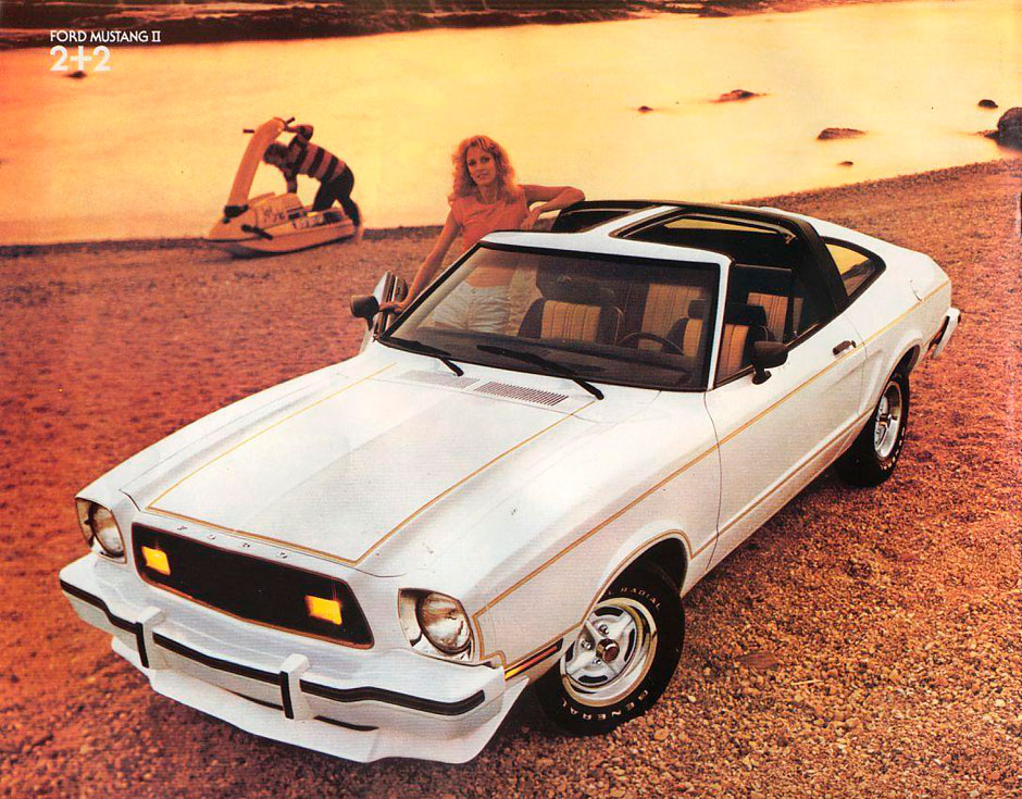 Ford Mustang II 1978
