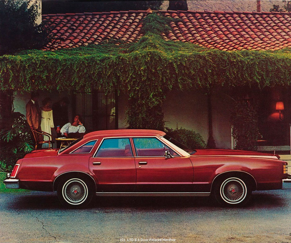 Ford LTD II 1979