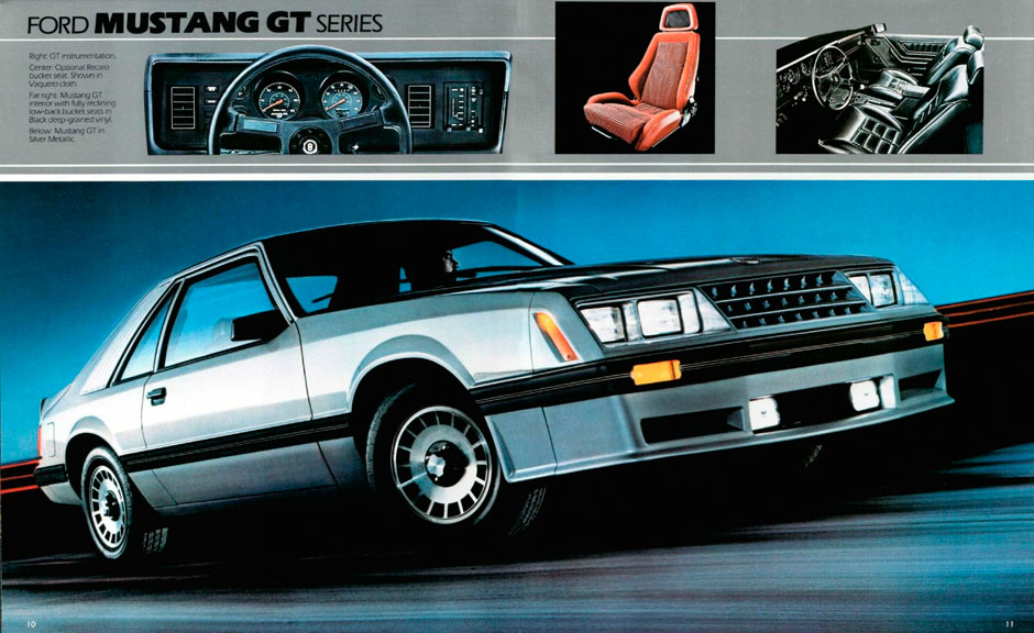 Ford Mustang GT 1982