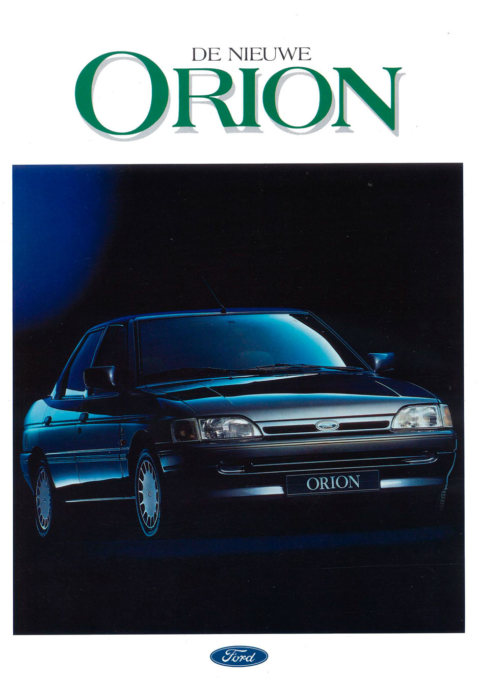 Ford Orion mk3