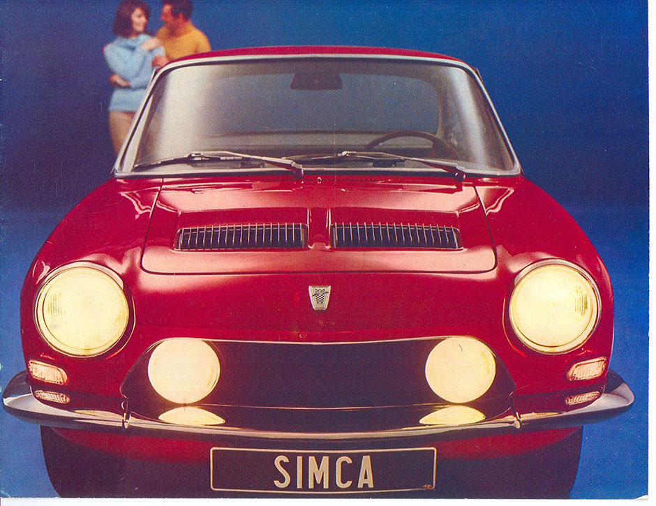 Simca 1200 S Coupe