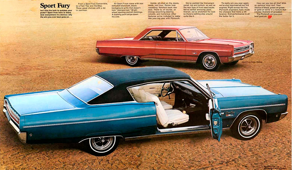 Plymouth Fury 1967