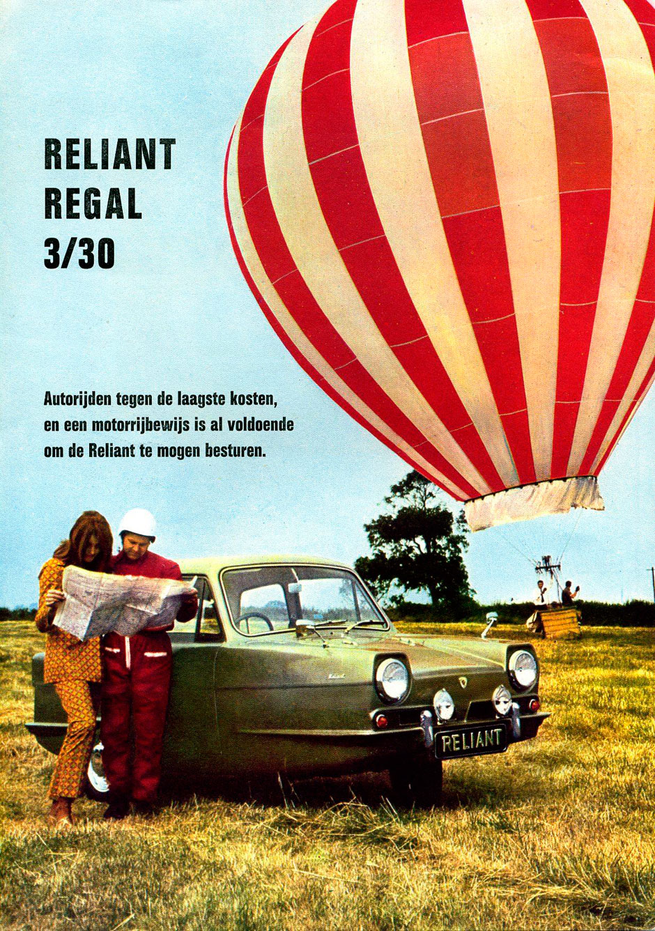 Reliant Regal 3/30