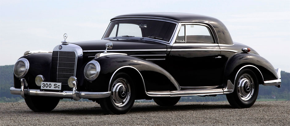 Mercedes 300 S / Sc Coupe (W188)