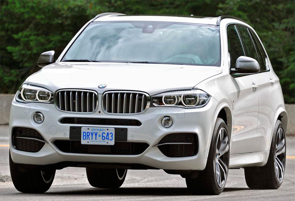 bmw x5 f15 с механической коробкой передач