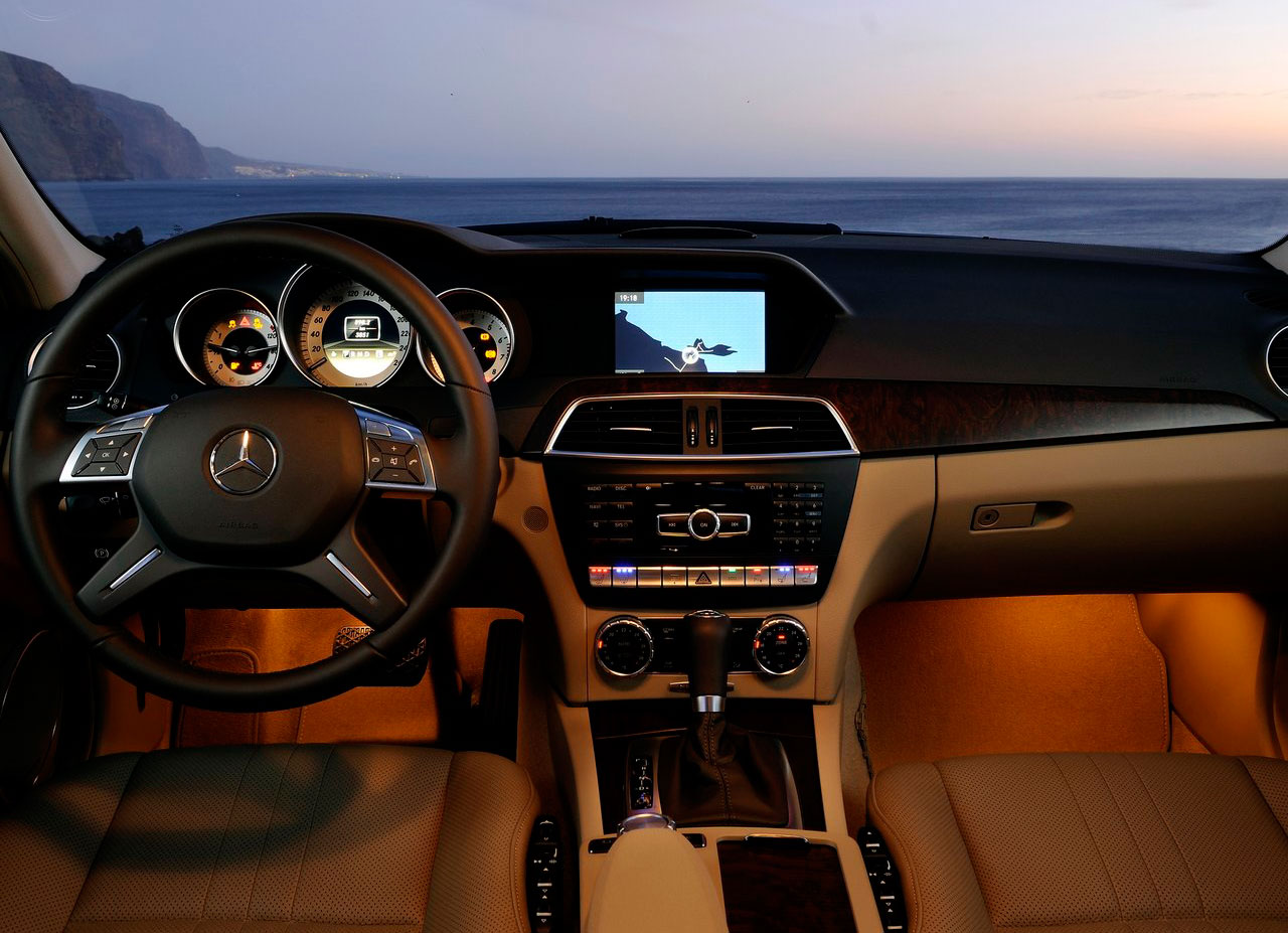 Mercedes C350 CGI BlueEfficiency
