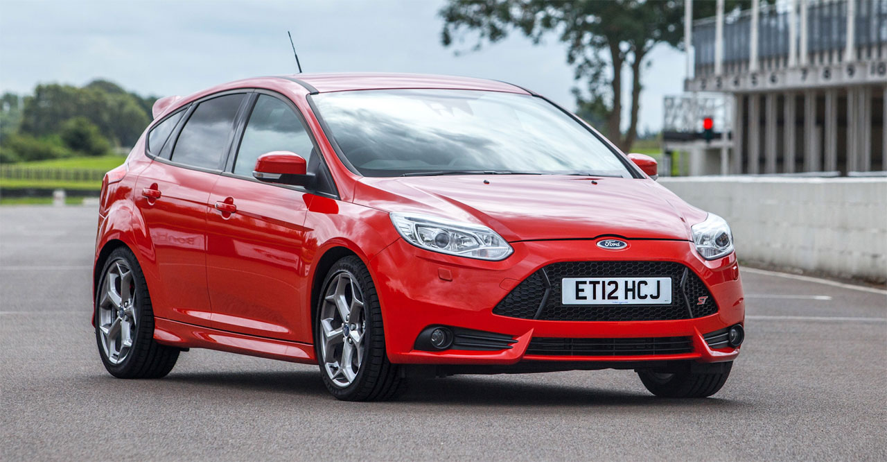 Ford Focus ST (III)