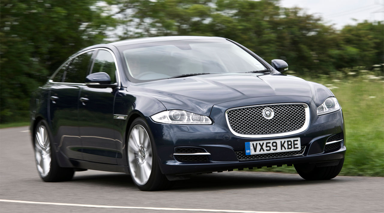 Jaguar XJ 5,0 SC SUPERSPORT LWB