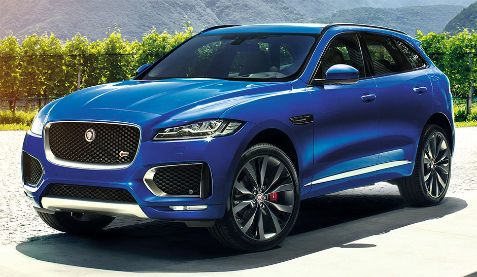 jaguar f pace 2016. Black Bedroom Furniture Sets. Home Design Ideas