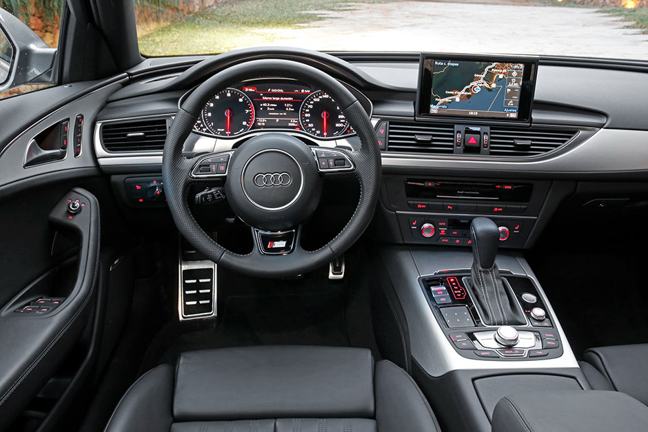 Audi A6 2016 цена комплектация новая модель
