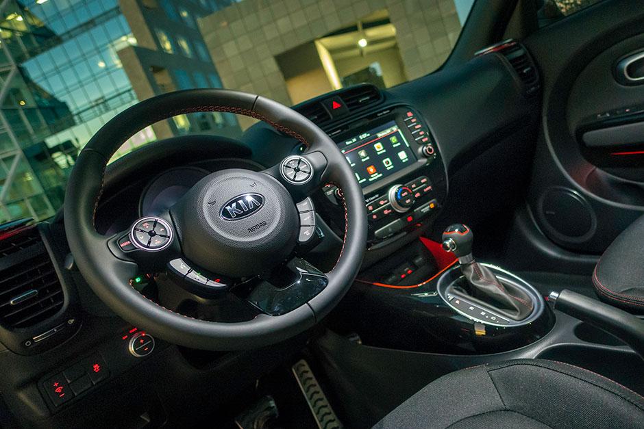киа соул 2016 новый кузов комплектации фото