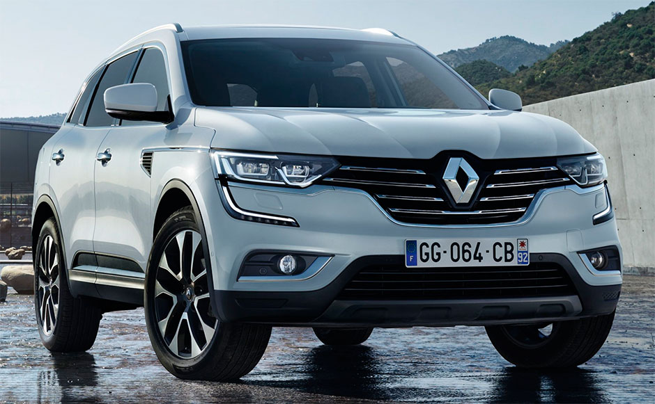 New renault koleos review