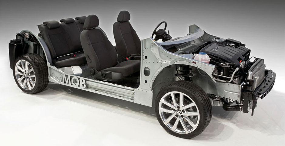 Volkswagen Tiguan MQB