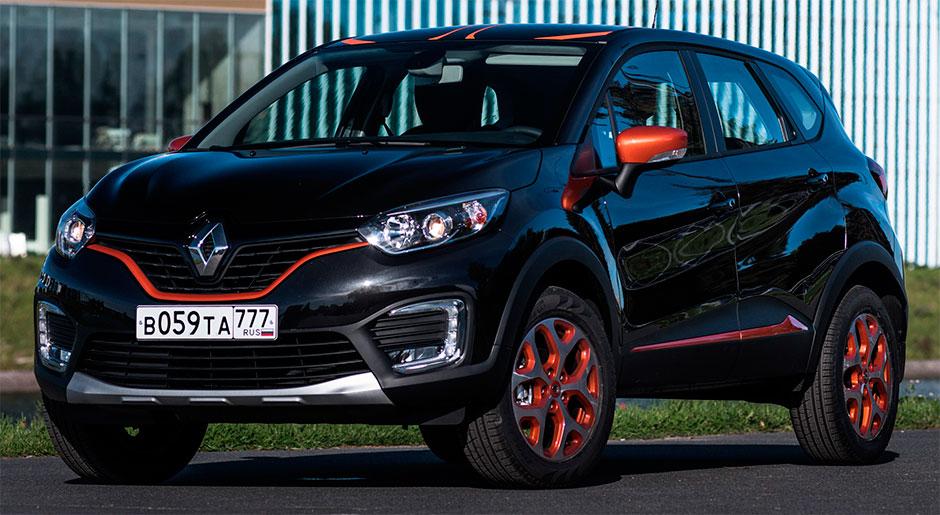 Renault Captur 2017  цена комплектация новый кузов