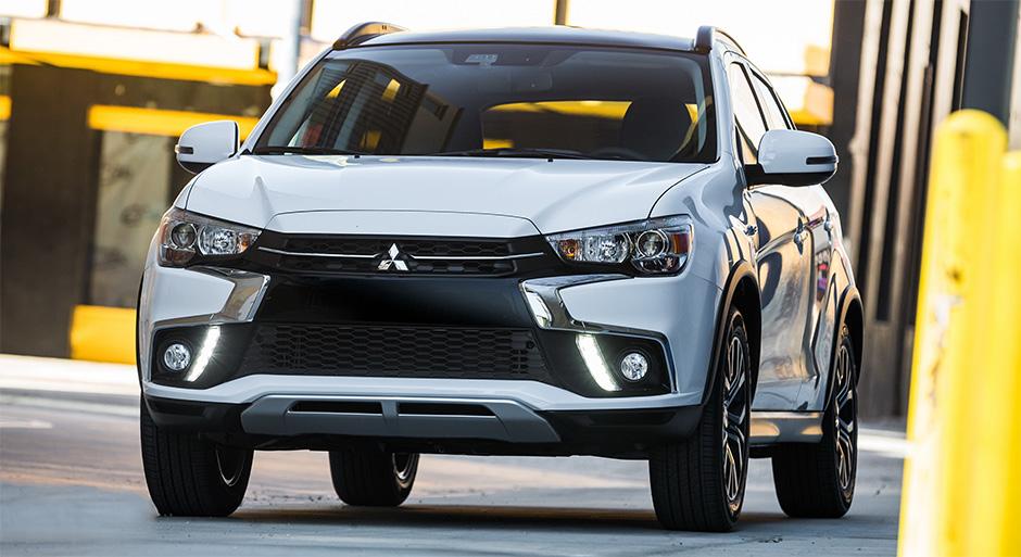 Мицубиси asx 2018 новый кузов комплектации и цены фото