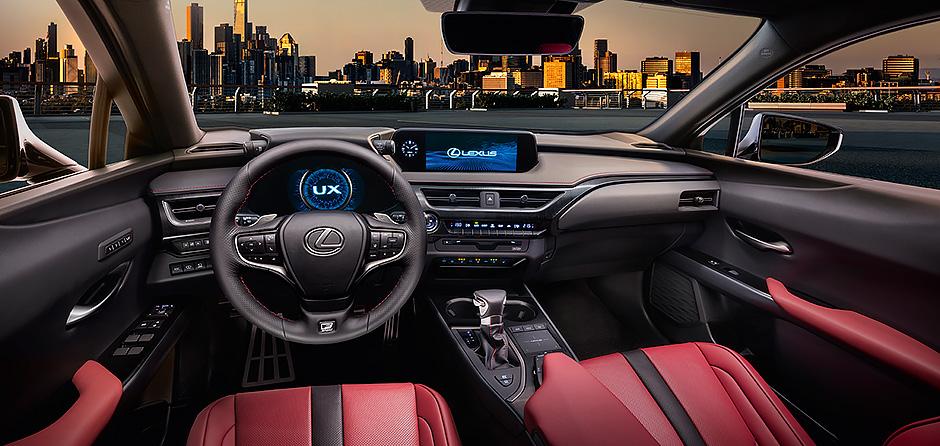 Lexus ux price