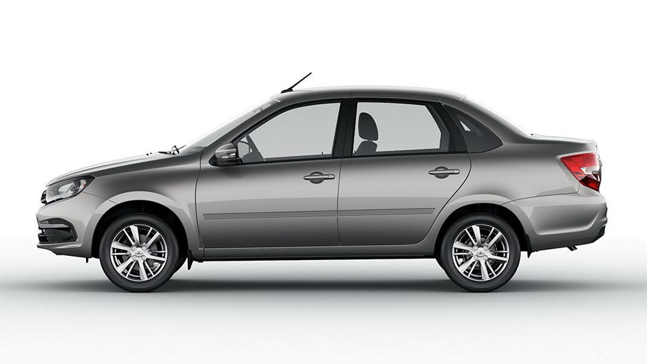 Lada Granta 2019 года. Технические характеристики, цена, фото, тест драйв, старт продаж, последние новости изоражения