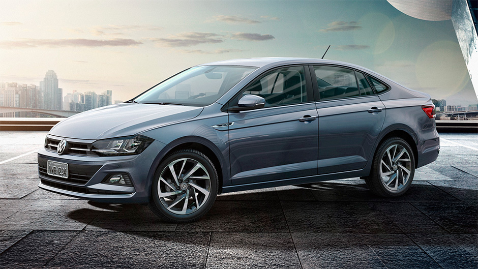 Volkswagen Polo 2019 года