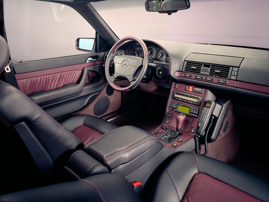 Сравнительный тест спортивных автомобилей Mercedes S600 L