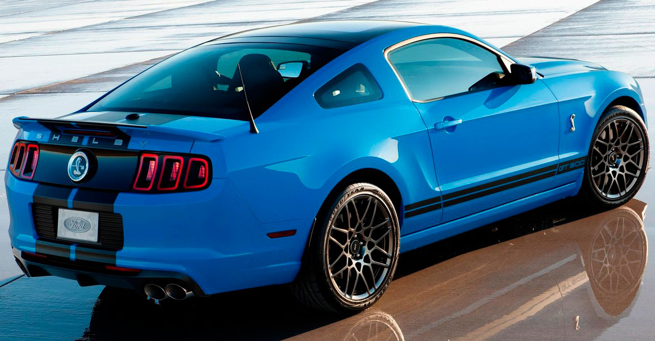 Ford Mustang Shelby GT500 5.8