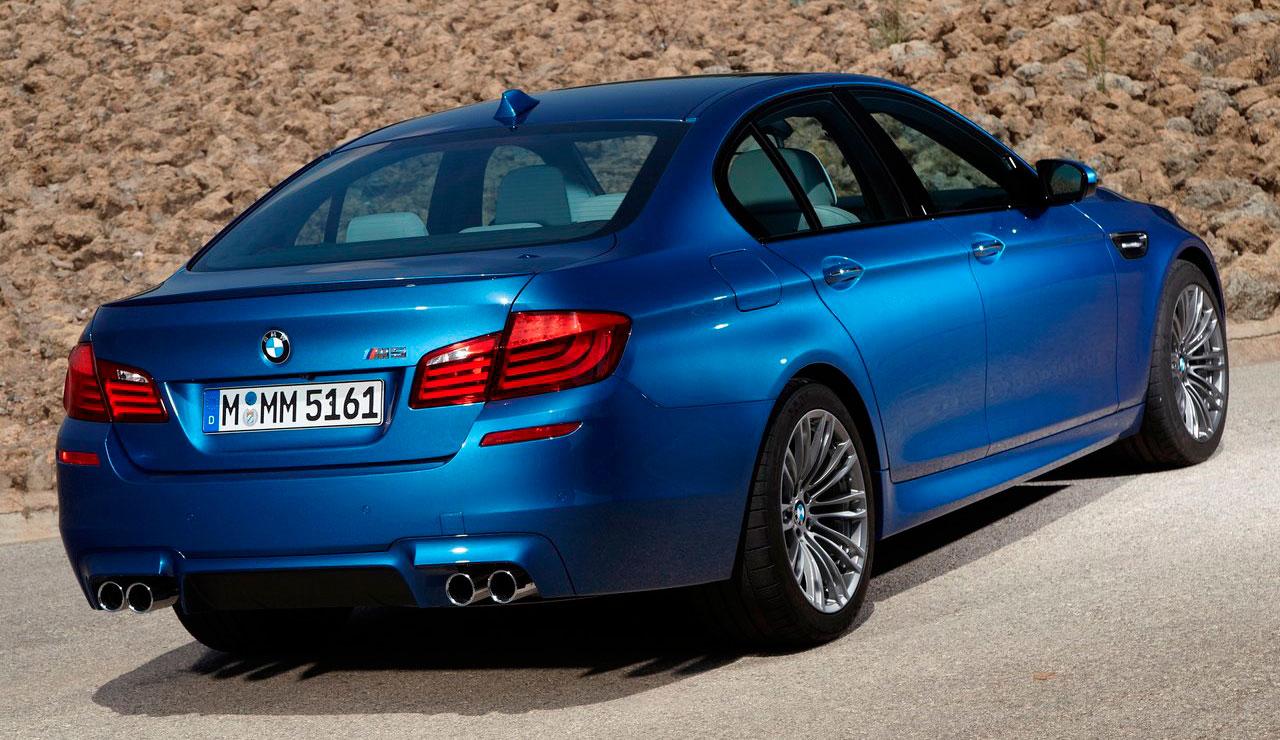 Тест-драйв суперкаров BMW M5 F10 и Jaguar XFR 5.0 V8