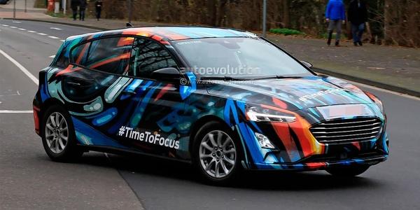 Новый Форд Фокус 2020 2021: фото, комплектации и цены