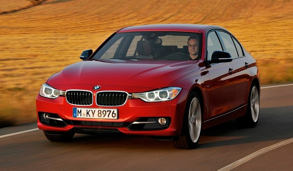 Тест-драйв спорткаров BMW 335i (F30) и Mercedes C350 CGI BlueEfficiency