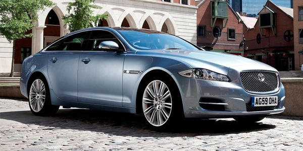 Тест-драйв спорткаров Jaguar XJ 5.0 SC Supersport LWB и Mercedes S63 AMG L