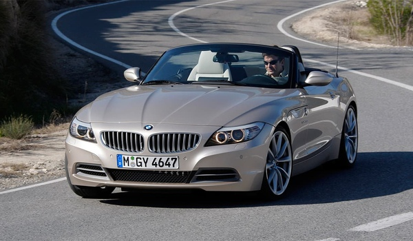 Тест-драйв суперкаров BMW Z4 sDrive35i, Mercedes-Benz SLK 350 и Porsche Boxster