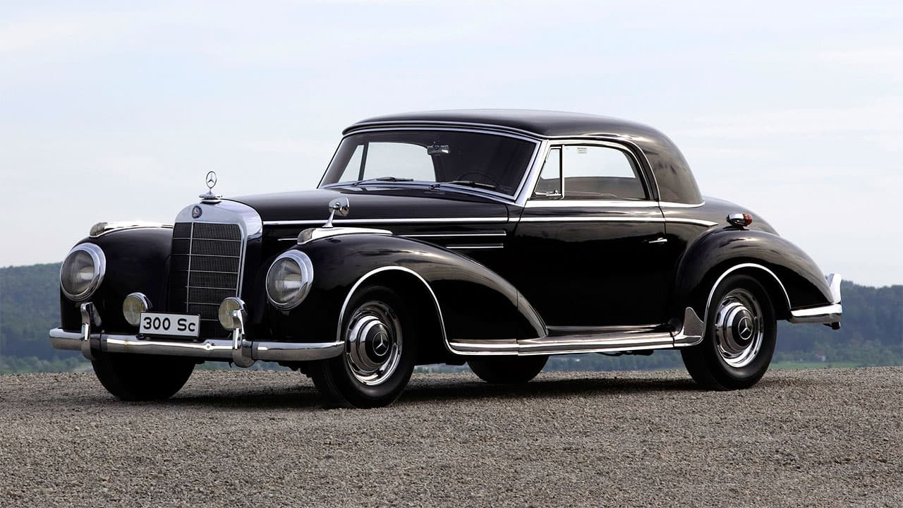 Mercedes-Benz 300 S / Sc Coupe (W188)