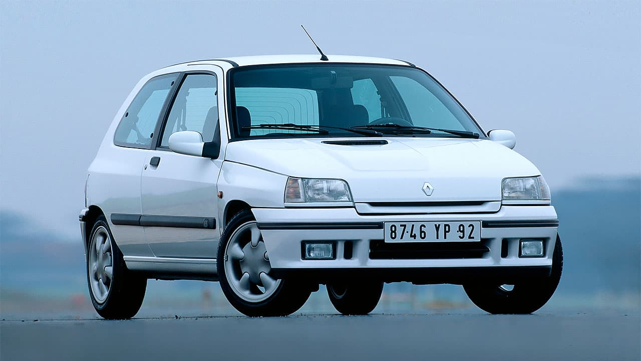 Renault Clio 16S/RSi/Williams