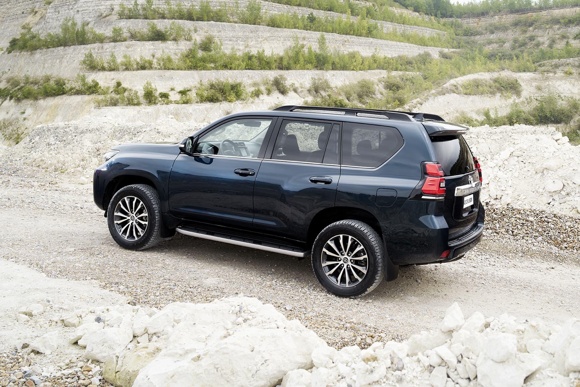 b65871f6af4a Toyota Land Cruiser Prado 2018 | цена, комплектация, новый кузов ...