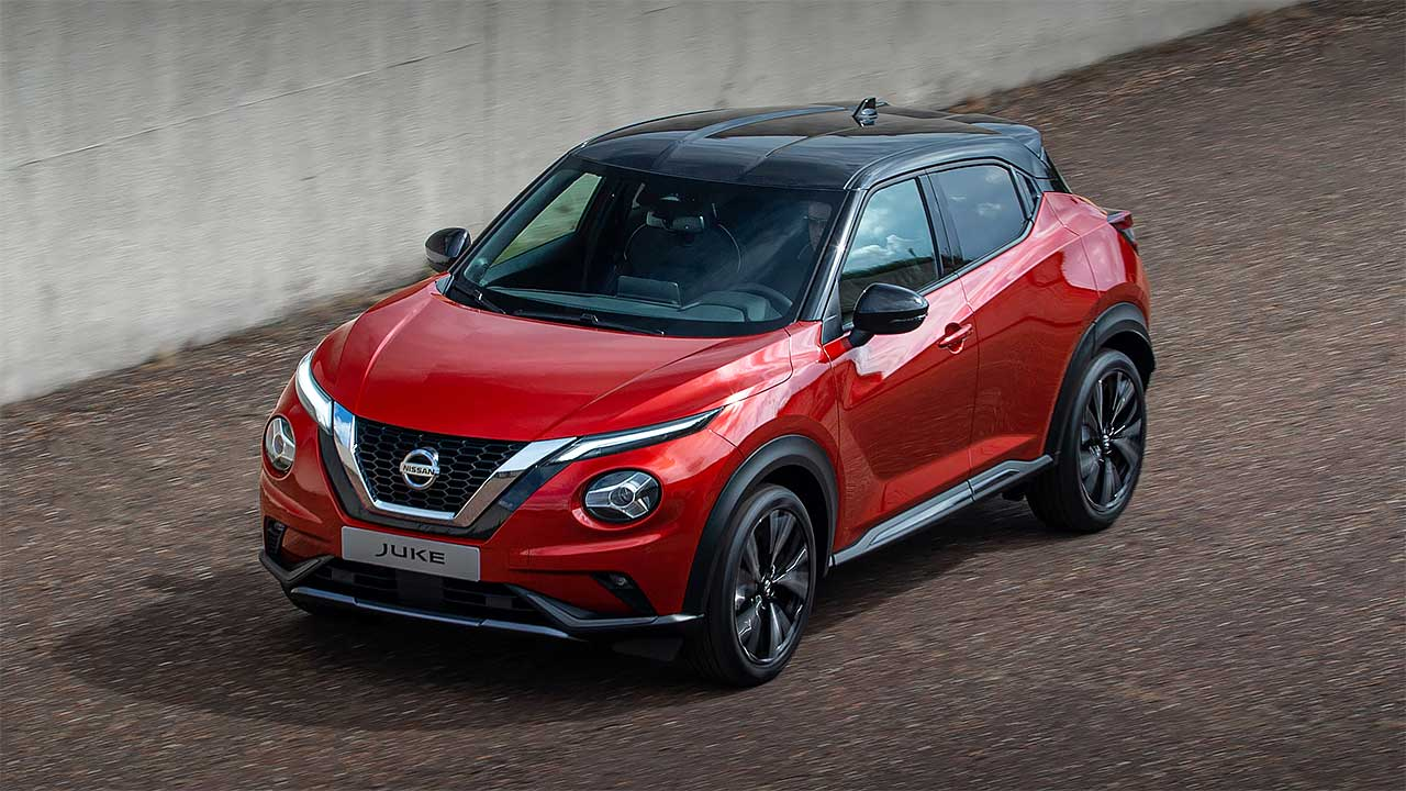 Nissan Juke 2020 скоро в России! Цены и комплектации