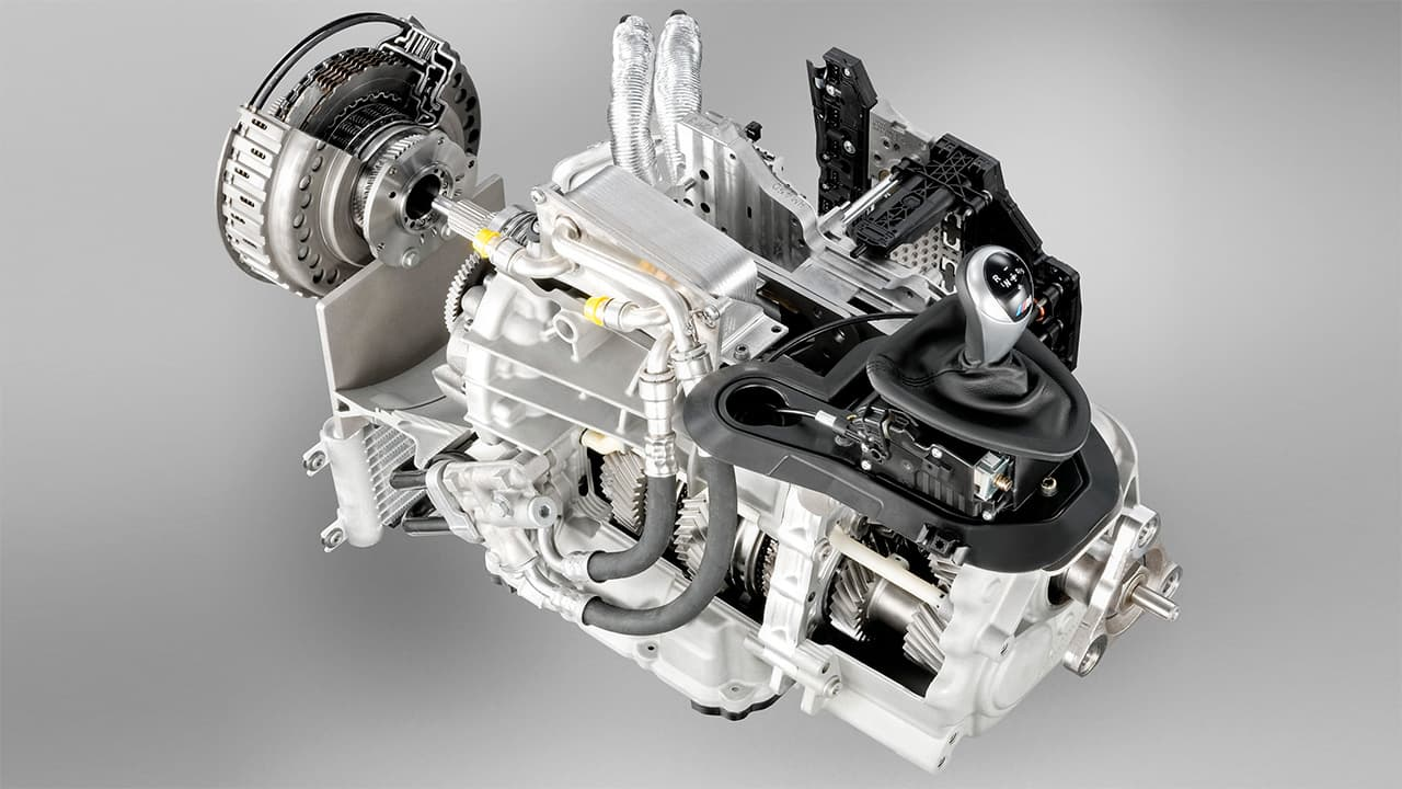 DCG (Double Clutch Gearbox)