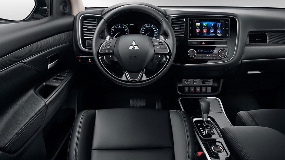 Mitsubishi outlander 2020 комплектации и цены